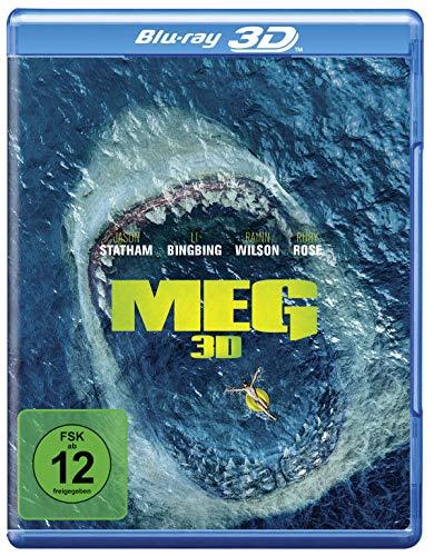 Meg: Blu-ray 3D