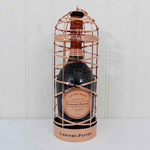laurent-perrier-rose-champagne-presented-in-bird-cage-carrier-christmas-gift-idea