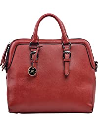 Diana Korr women Handbag (Red)(DK48HRED)