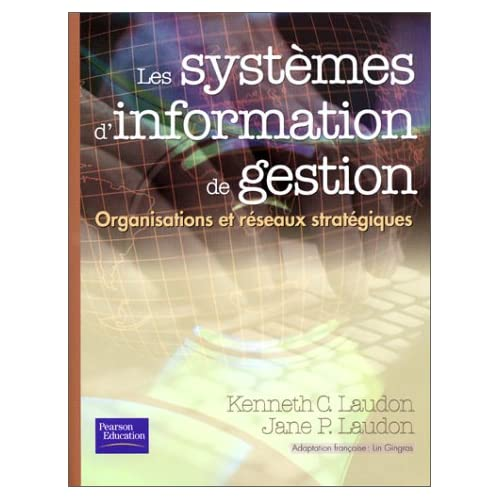 Les systèmes d'information de gestion