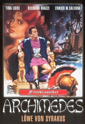Archimedes - Löwe von Syrakus
