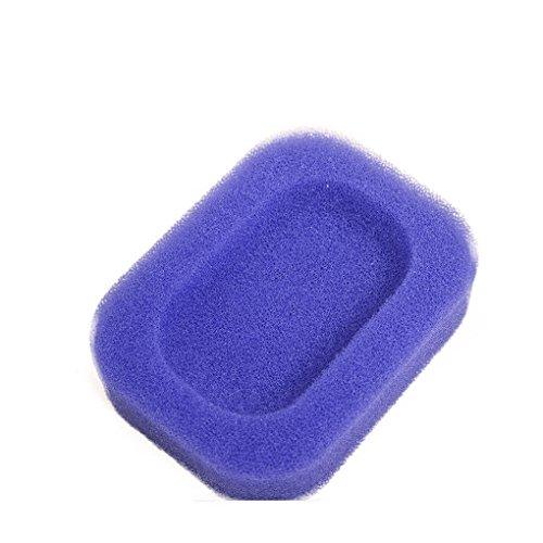 Rekkle La absorción de Agua de jabón Plato Esponja lixiviados Bandeja del jabón de baño Titular Drenaje Sitio de Resto dispensador Home Hotel