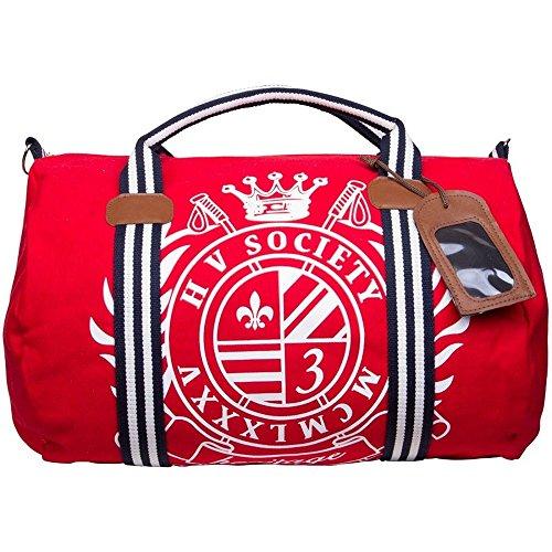 Hv Polo Society Sport Tasche Sporttasche Favouritas Apple Navy Raf Blue Rouge Royal Blue Soft Blue (Navy) flame