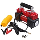 Best Auto Tire Inflators - Tyre Inflator Pump, 12V 150PSI Twin Piston Portable Review