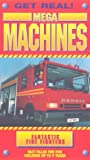 Picture Of Mega Machines: Fantastic Fire Fighters [VHS]