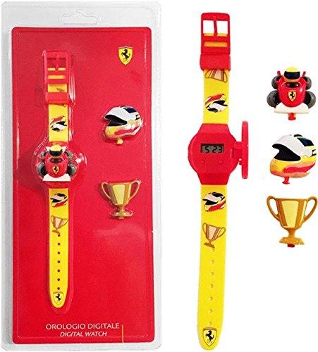 scuderia Ferrari 810001_ WT Ragazzi Orologio da polso