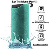 INNO MAX Waterproof Portable Bluetooth Speakers Model No: TG-113