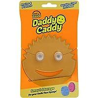Scrub Daddy Caddy Stockage Intelligent Éponges pour Visage Sourire