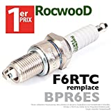 Matijardin Zündkerze Rocwood Modell F6RTC ersetzt NGK BPR6ES