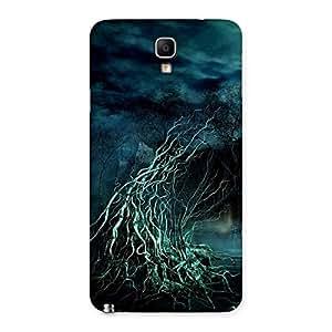 Impressive Horror Tree Multicolor Back Case Cover for Galaxy Note 3 Neo