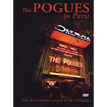 Pogues in Paris: 30th Anniversary Concert by Pogues (2012-08-03)