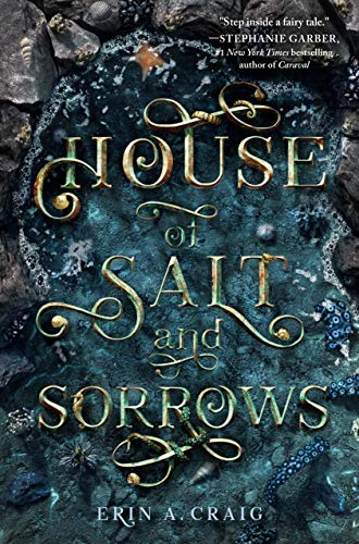 House of Salt and Sorrows (English Edition)
