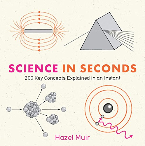 Science in Seconds (200 Key Concepts) por Hazel Muir