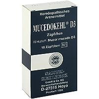 Mucedokehl D 3 Suppositorien 10 stk preisvergleich bei billige-tabletten.eu