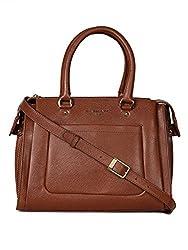 Da Milano LB-4046 Con Leather Handbag