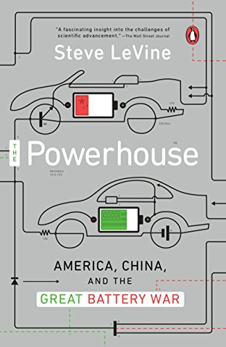 Powerhouse, The : America, China and the Great Battery War