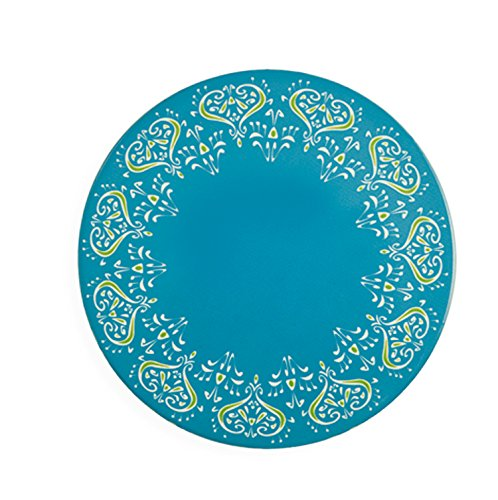 Villa D'este Home 2409852 Cerámico tabla para sartén - tabla para sartenes (16 cm, 160 mm, 20 mm, 280 g), 1 unidad