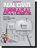 Real Estate Appraisal Principles and Procedures(AQB Approved course) by Levin P. Messick (2012-01-31)
