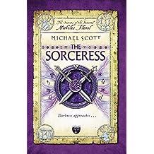 The Sorceress: Book 3 (The Secrets of the Immortal Nicholas Flamel)