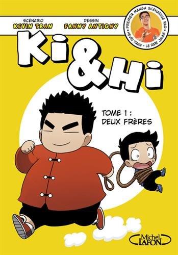 Ki & Hi - tome 1 Deux frres (01)