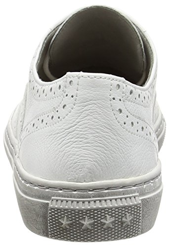 Gabor Shay, Sneakers basses femme Blanc - White (White Leather)