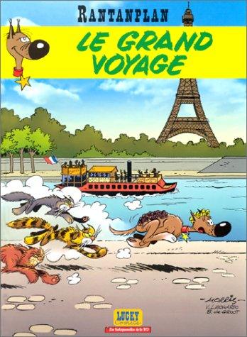 Rantanplan n° 13 Le Grand voyage : Vol.13