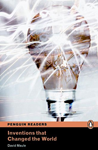 Penguin Readers 4: Inventions that Changed the World Book & MP3 Pack (Pearson English Graded Readers) - 9781408289600 por David Maule
