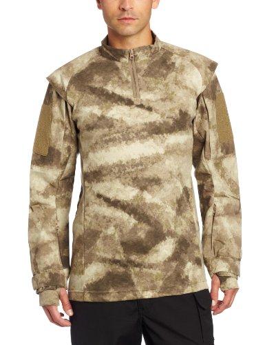 Propper Herren TAC. U Tactical Combat Shirt, herren, A-TACS AU Camo, Small Regular (Propper Tactical Shirt)