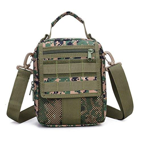 Travel Bag HAOYUXIANG All'aperto Multiuso Spalla,C3 C1