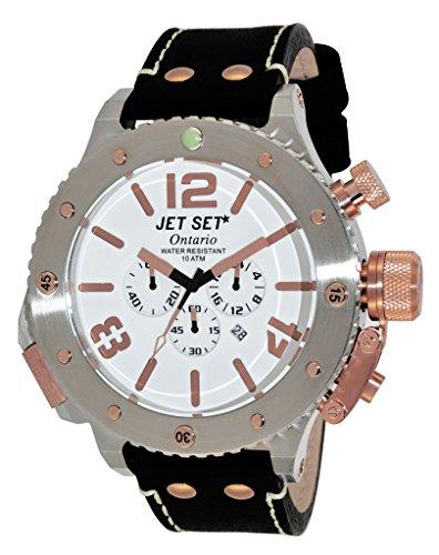 Jet Set J37103-167 - Orologio da polso da uomo