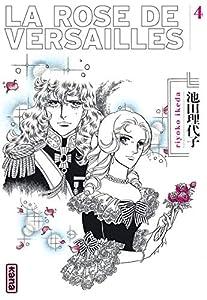 La Rose de Versailles - Lady Oscar Nouvelle édition Tome 4