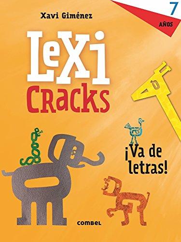 Lexicracks ¡Va de letras! 7 años por ANNA CANYELLES