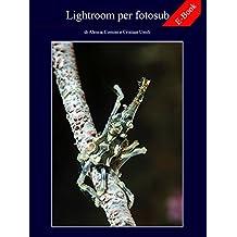 Lightroom per Fotosub E-book