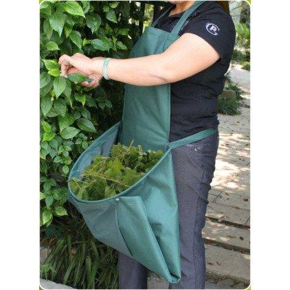 Tablier de jardinier Kangourou OSE - Vert