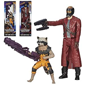 Guardians of the Galaxy Titan Hero 12-Inch Figura Ola 1 Juego 9