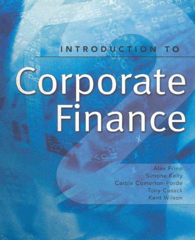 Introduction to Corporate Finance por Alex Frino
