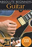 Best Guitar Instruction Books - Guitar (Absolute Beginners) Review