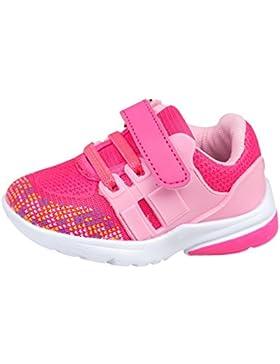 gibra - Zapatillas para deportes de interior de textil/sintético para niña