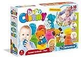 Clementoni 17175 - Mamma e Cuccioli di Casa