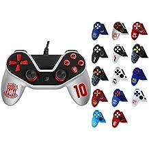 Manette pour PS4 Pro5 controller - Manette pour Playstation 4 Pro 5 Sport - Football 2016 Blanche