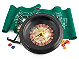 CHIO Roulette in Plastica/Tessuto, 30 cm, Nero