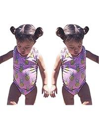 51d03ebc993c Amazon.es: trajes de baño baratos - 4 años: Ropa