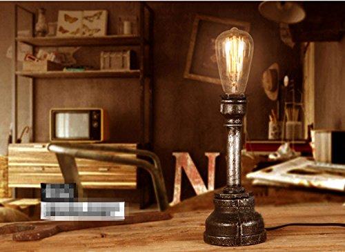 edison table lamp vintage home lighting. Edison Table Lamp Vintage Home Lighting