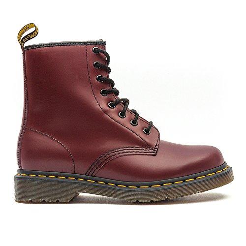 Rouge Dr Boots Unisexe Martens 1460 wxxP7CBHq