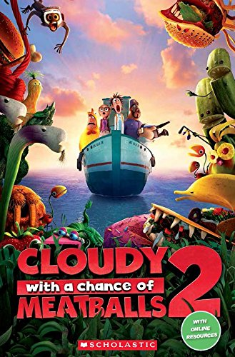 Cloudy with a Chance of Meatballs 2 (Popcorn Readers) por Fiona Davis