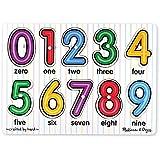 Melissa & Doug 3273 See-Inside Numbers Peg