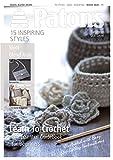 Patons - Fascicolo per imparare l'uncinetto per principianti e livello facile, lana Aran 3826