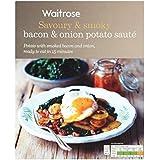 Bacon Et Oignon Patate Sauter Waitrose 400G - Paquet de 4