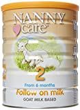 Nannycare Stage Two Follow on Milk 900 g (Pack of 6)