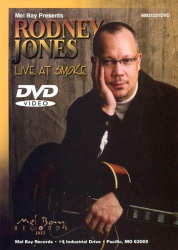 RODNEY JONES: LIVE AT SMOKE REINO UNIDO DVD